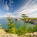 """Unsere Reise """"Naturwunder Baikalsee und Begegnungen in Sibiren"""" ist bereits seit 2009 bei """"schulz"""" im Programm. www.schulz-aktiv-reisen.de/RUS05"""
