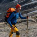 ..und Tobias beim Wandern