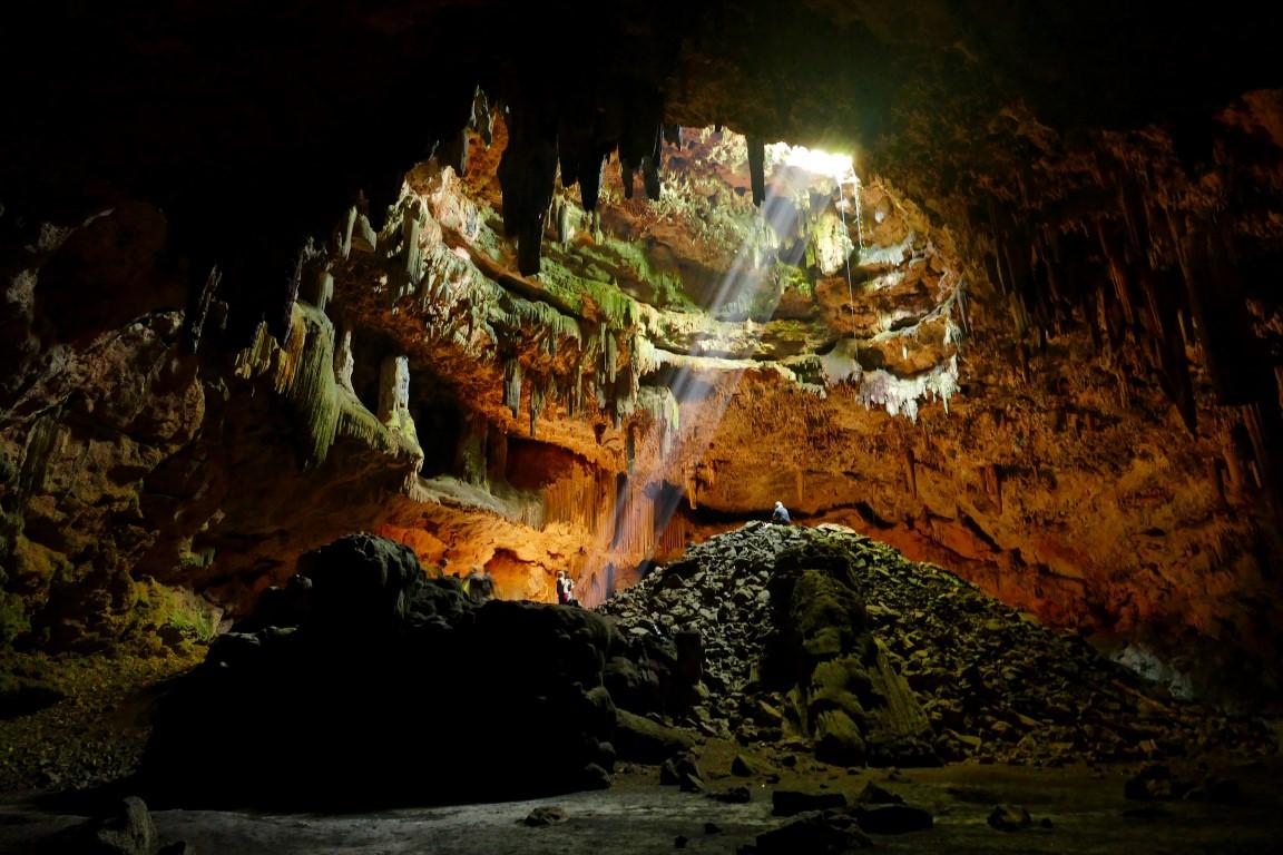 Höhle bei Tekax: dem Maya-Spirit auf der Spur