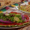 Frisch und lecker werden Sie in Algerien versorgt