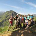 Unsere Gruppe mit Reiseleiter Chris Hertel