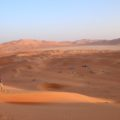 Unterwegs in der Rub al-Khali