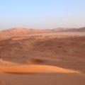 Unterwegs in der Rub al-Khali
