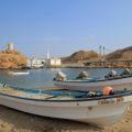 Sur ist eine typische Fischer-Stadt