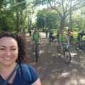 Per Rad erkunden wir die Königstadt Polonnaruwa (UNESCO)