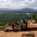 Sri Lanka zu Füßen: sensationelle Aussricht vom Löwenfesten Sigiriya