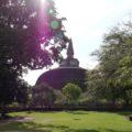 Majestätische Pagode in Polonnaruwa