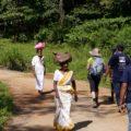 Begegnungen während des 2-tägigen Trekkings auf Sri Lanka