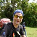 Chris Hertel auf Sri Lanka