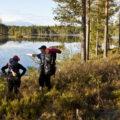 Trekkingtour Stömne